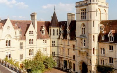 Balliol College residency